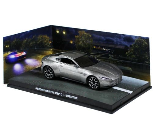 Aston Martin Db10 James Bond Spectre Bondshop De Sammlermodelle